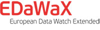 Logo: EDaWaX - European Data Watch Extended