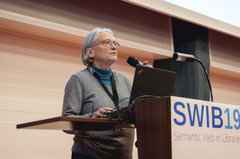 Every year SWIB invites high-level international speakers