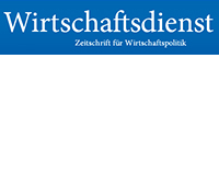 Wirtschaftsdienst - Journal for Economic Policy
